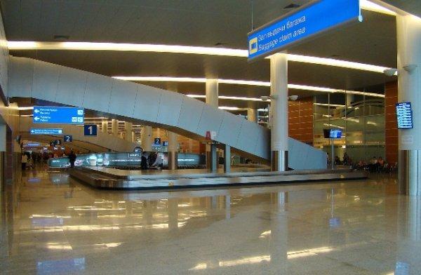 ламинат в аэропорту